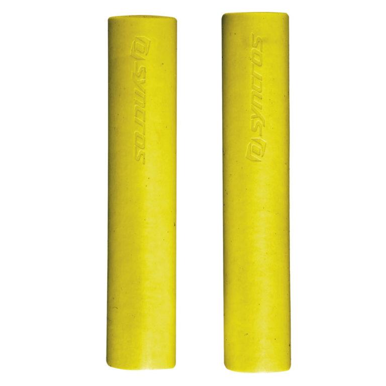syncros silicone grips yellow